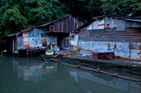Life along the Malacca River